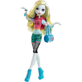 MH How do you Boo Lagoona Blue Doll