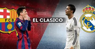 مشاهدة مباراة كلاسيكو الأرض بين برشلونة و ريال مدريد في الدوري الإسباني 06-05-2018