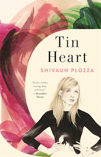 review of Tin Heart by Shivaun Plozza