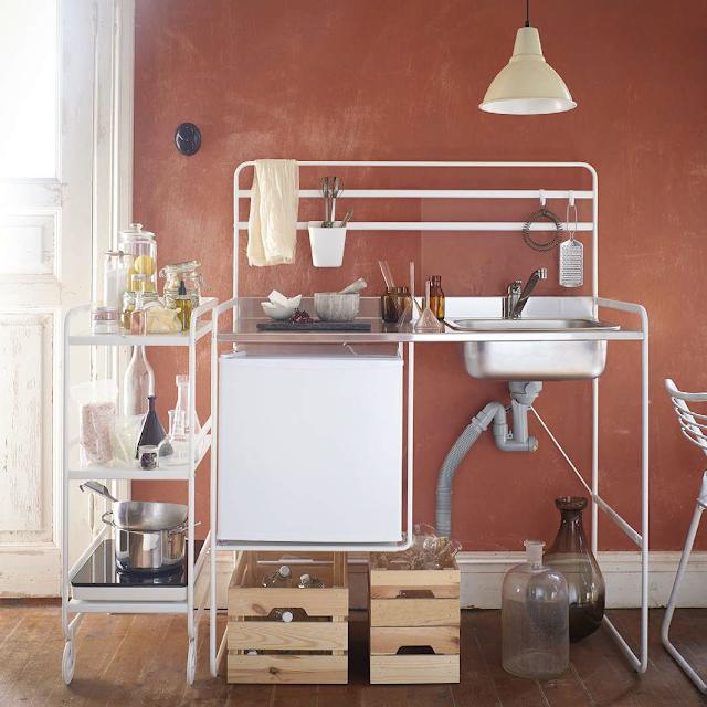 Katalog IKEA 2017 - minikuchnia