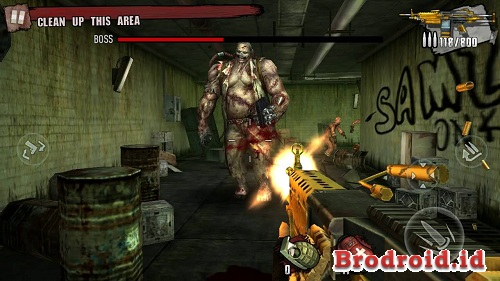 Download Game Zombie Frontier 3 v1.84 Mod Apk Terbaru (Unlimited Coins + Gold)