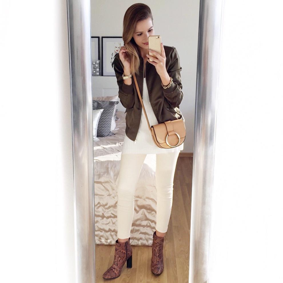 Insta Looks | Pink Fox | Bloglovin' Gestreifte Grne Wnde