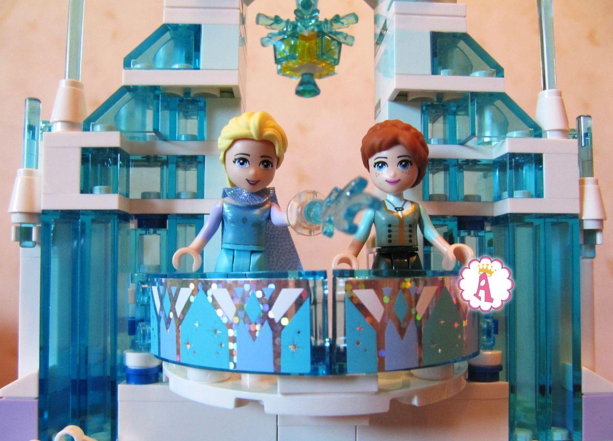 Конструктор lego disney princess frozen 2