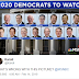 Not woke! MSNBC's list of '2020 Democrats to Watch' are all — WHITE MEN (17 Pics)