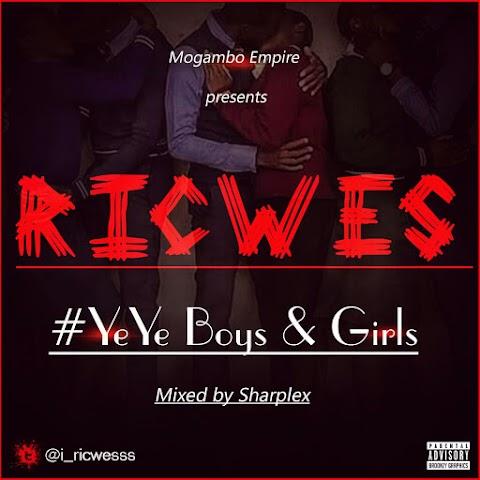 MUSIC: YEYE BOYS & YEYE GIRLS ( RICWES )