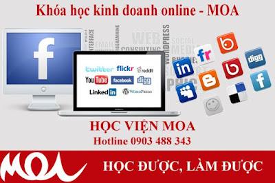 trang bị kiến thức kinh kinh doanh online