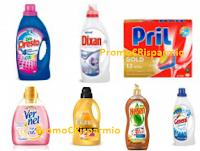 Logo ''Fai la spesa con il pulito'' e vinci buoni spesa Coop e IperCoop da 100 euro