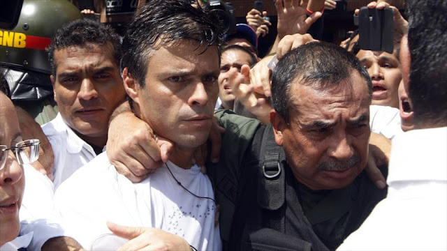 Fracasa apelación de opositor venezolano para anular su sentencia