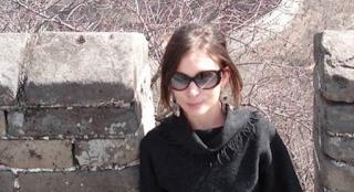 Rebecca Dykes British Woman Found Dead