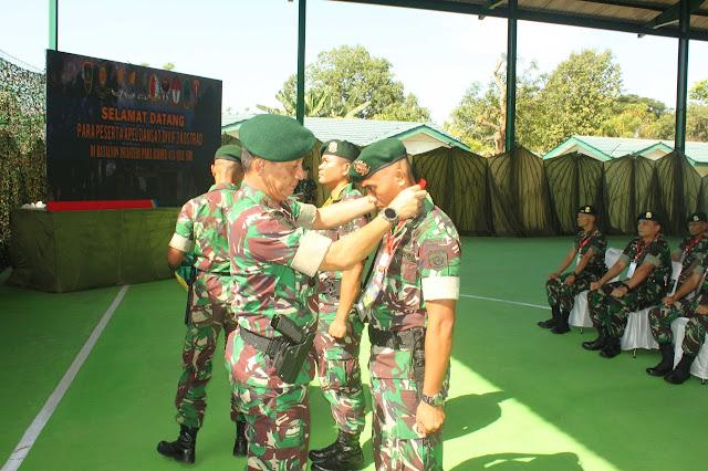 Yonif Para Raider 433 Kostrad Gelar Apel Dansat Tingkat Divif 3  Kostrad
