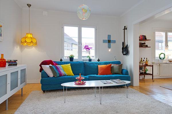 apartamento decorado para casal jovem