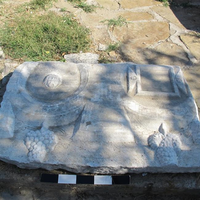 Ancient Greek city discovered on Turkey's west coast