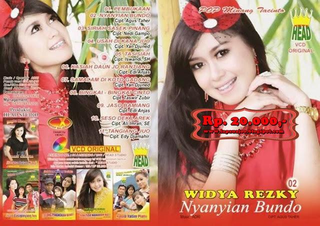 Widya Rezky - Nyanyian Bundo (Album Pop Minang Tacinto)