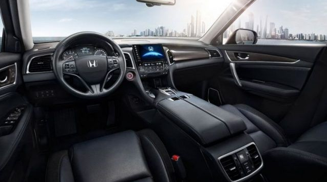 2019 Honda Crosstour Redesign
