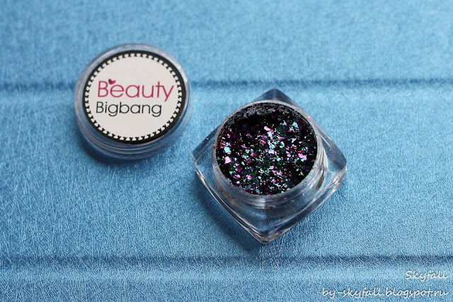 Beauty Bigbang - Nail Chameleon Glitter Paillette Nail Sequins Shinning Starry Foils Nail Art Powder