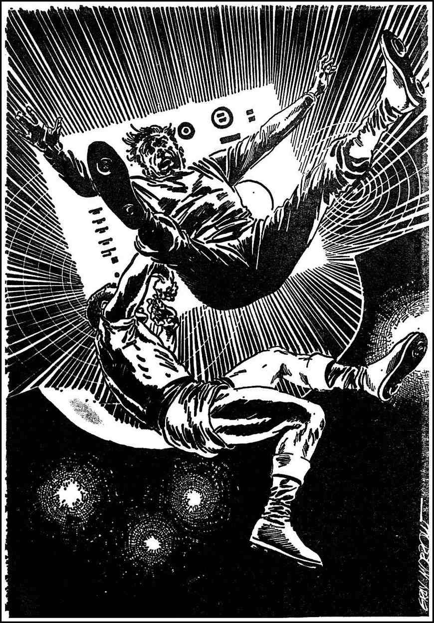 a Gray Morrow illustration