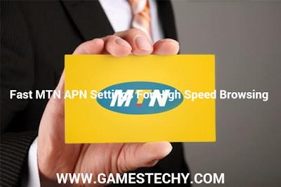 Fast MTN APN Settings