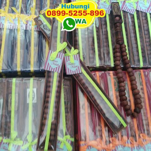 produsen tasbih kayu kemas box harga grosir 50402
