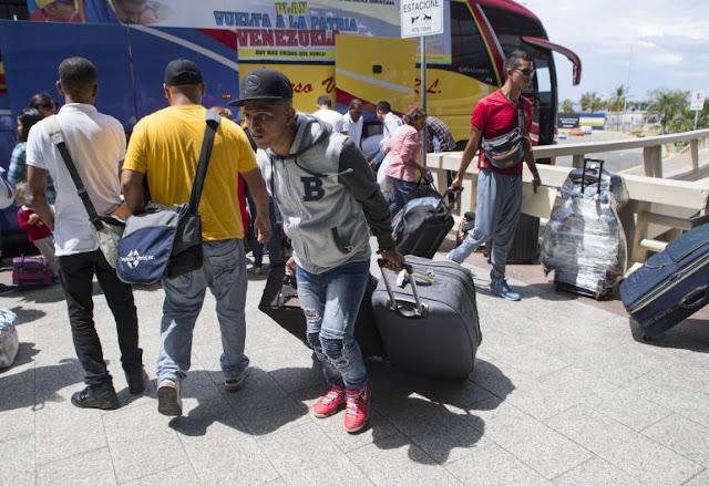 Ecuador elevará la problemática del éxodo masivo venezolano en Foro Global de Migración.