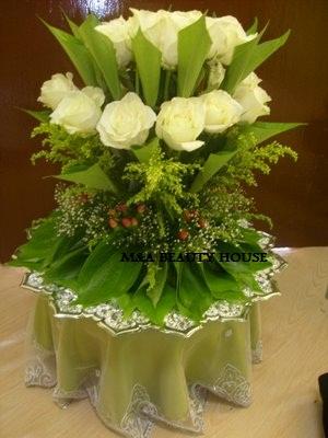 GuBaHaN BuNgA HaNtArAn: Contoh Gambar Gubahan Bunga Hantaran