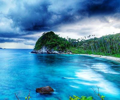 Wisata Alam Aceh Besar Pulo Batee