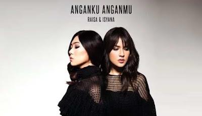 Lirik Lagu Raisa feat Isyana Anganku Anganmu