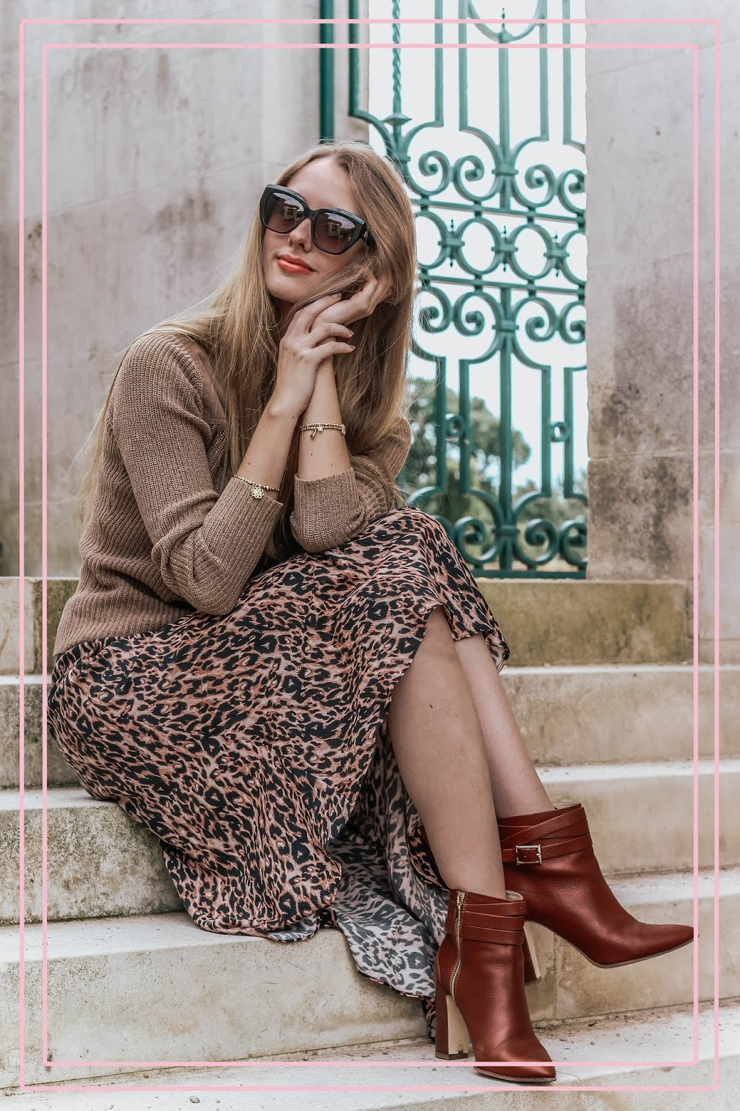 How to wear leopard print this autumn 2018