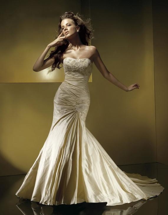 Fashion World Off White Wedding Dresses