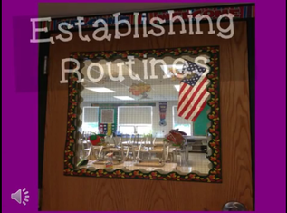http://www.tools4teachingteens.com/video-blog/establishing-routine-during-the-first-days-of-school
