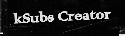 ksubs creator