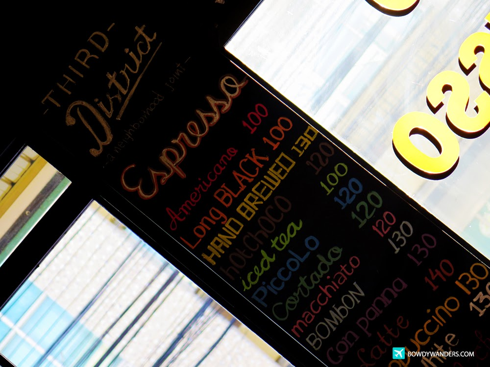 bowdywanders.com Singapore Travel Blog Philippines Photo :: Philippines :: Four New Cafes in Manila To Watch Out For This Year