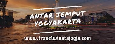 Antar Jemput Kota Jogja || Pick and Drop Jogja