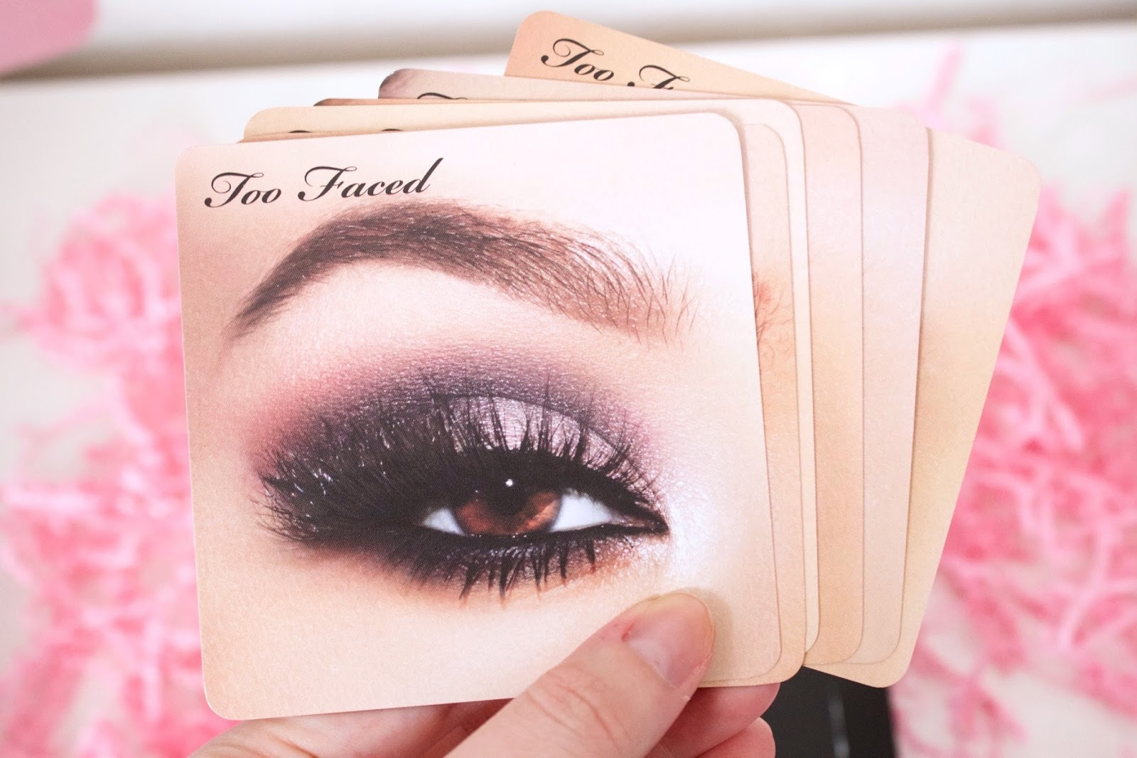 Too Faced Stardust By Vegas Nay Palette Review and Swatches