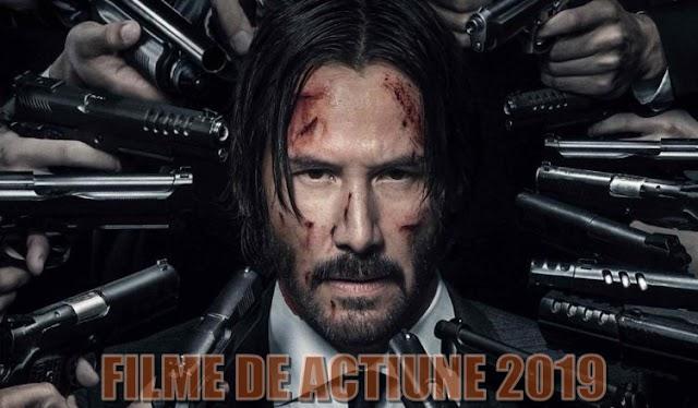 Filme de acțiune in 2019