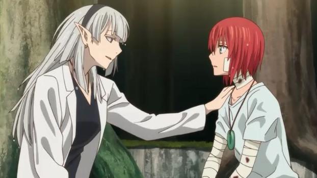 Mahoutsukai no Yome Dublado – Episodio 15