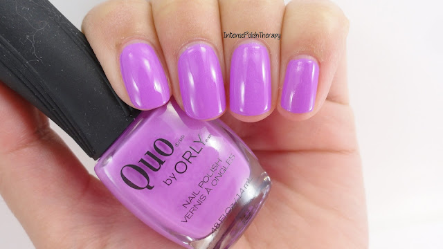 Quo by Orly - Purple Sunset