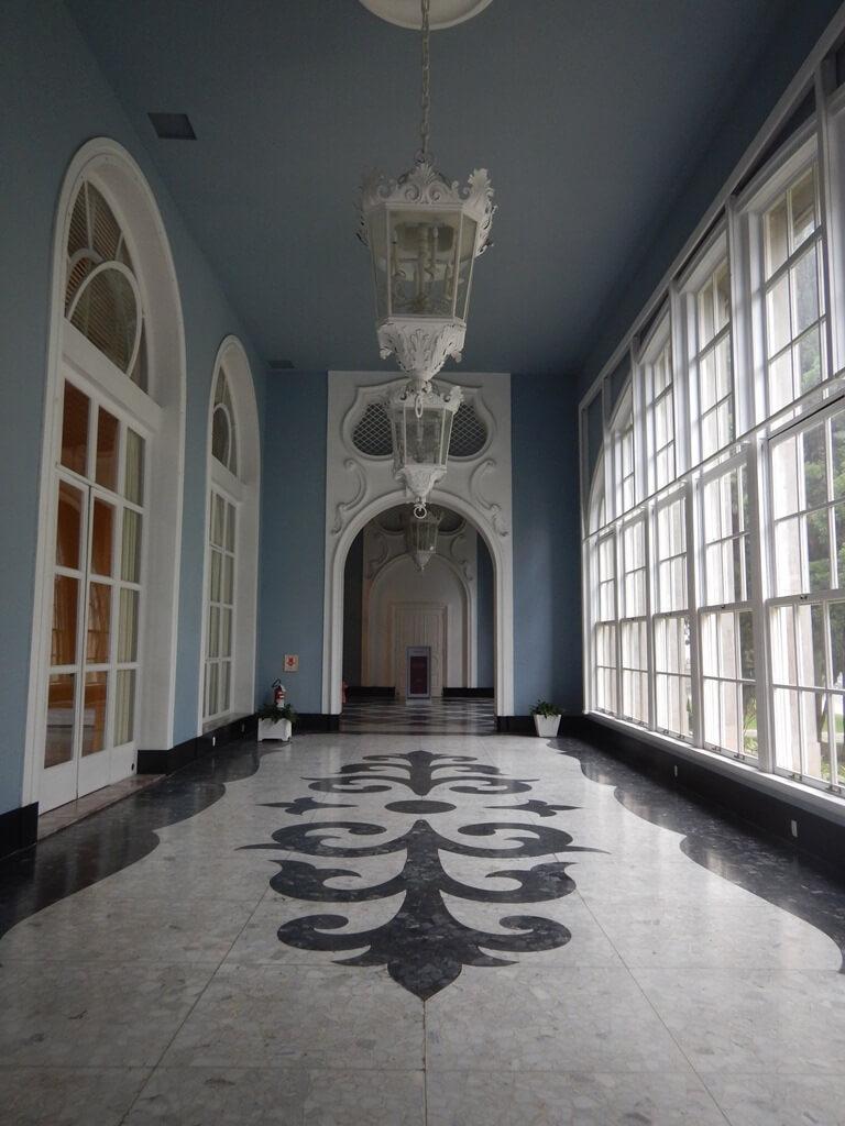 palácio quitandinha história