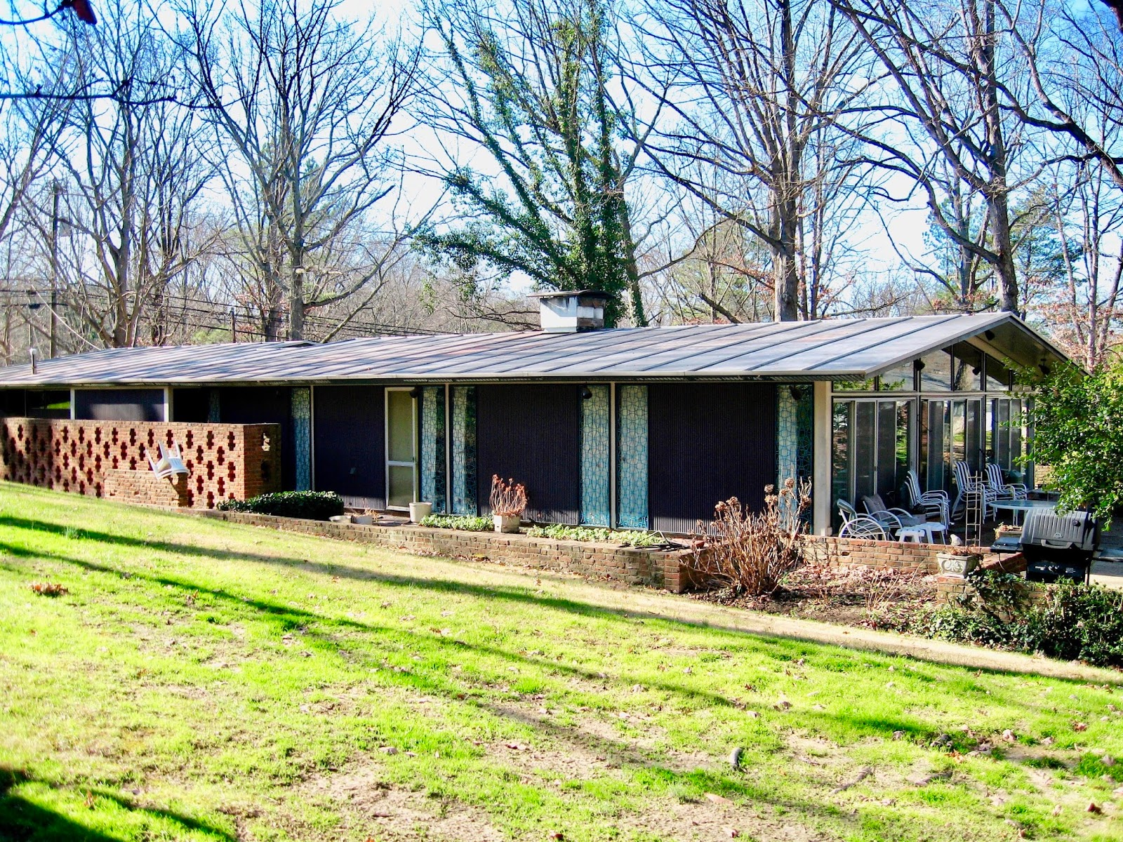 Built in 1950s homes in northern va - This Is The House That Alcoa Built In The Richmond Suburbs Near Bon Air