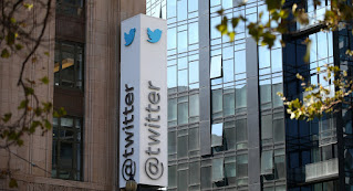 Office building of Twitter