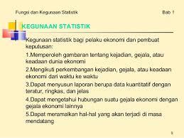 Apa itu Statistik dan Fungsi Mempelajari Statistik