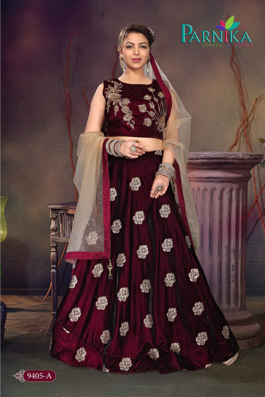 PARVATI – 9405 SERIES Ready To Wear Suit collection