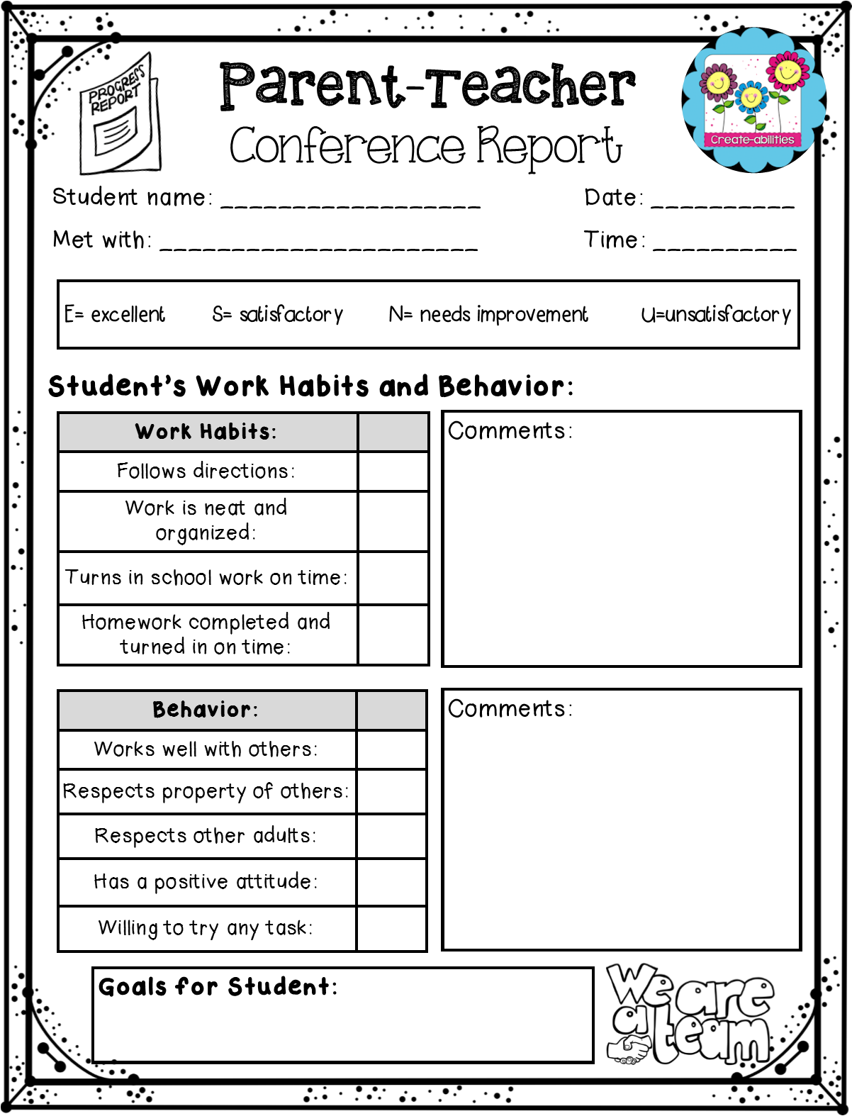 Parent teacher conference request letter template example good parent teacher conference request letter template parent teacher conferences template of parent invitation parent teacher conferences spiritdancerdesigns Images