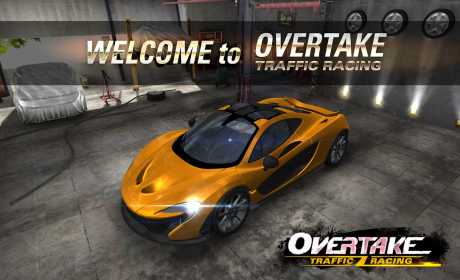 Overtake : Traffic Racing v1.02 Mod Apk