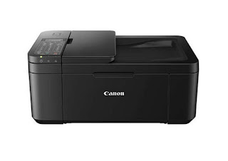 t actually ask a tremendous of printer to accept attention of the draw of piece of job concern Canon PIXMA TR4522 Drivers Download, Review And Price