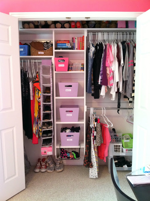 Small Bedroom Closet Organization Ideas - The Interior Designs