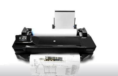 """HP Designjet T120 24-in ePrinter"""