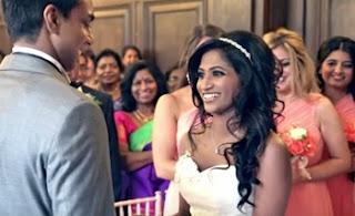 SRI LANKAN TAMIL HINDU WEDDING & RECEPTION ARUNESH & MEERA