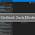 Dark Mode: Now in Microsoft's Outlook.com