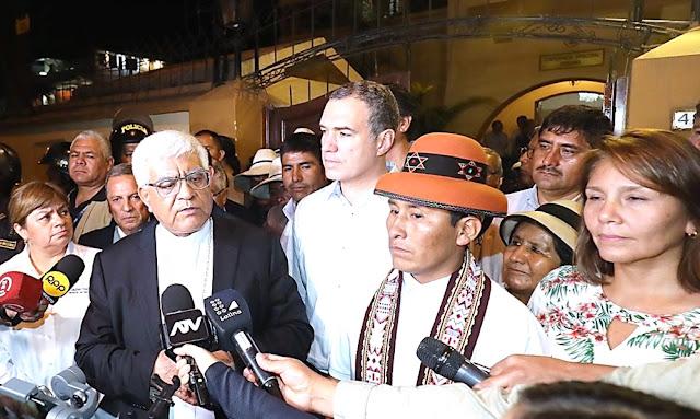 Comunidades llegaron a acuerdo con minera Las Bambas