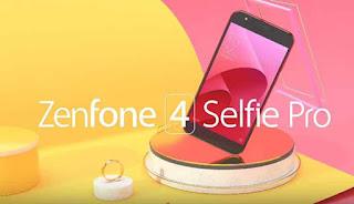 Download Firmware Asus Zenfone 4 Selfie Pro ZD552KL Terbaru Tanpa Iklan